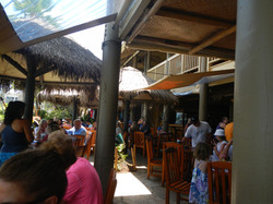 Tables Near Bar