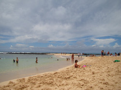 Poipu Beach Looking Southwest