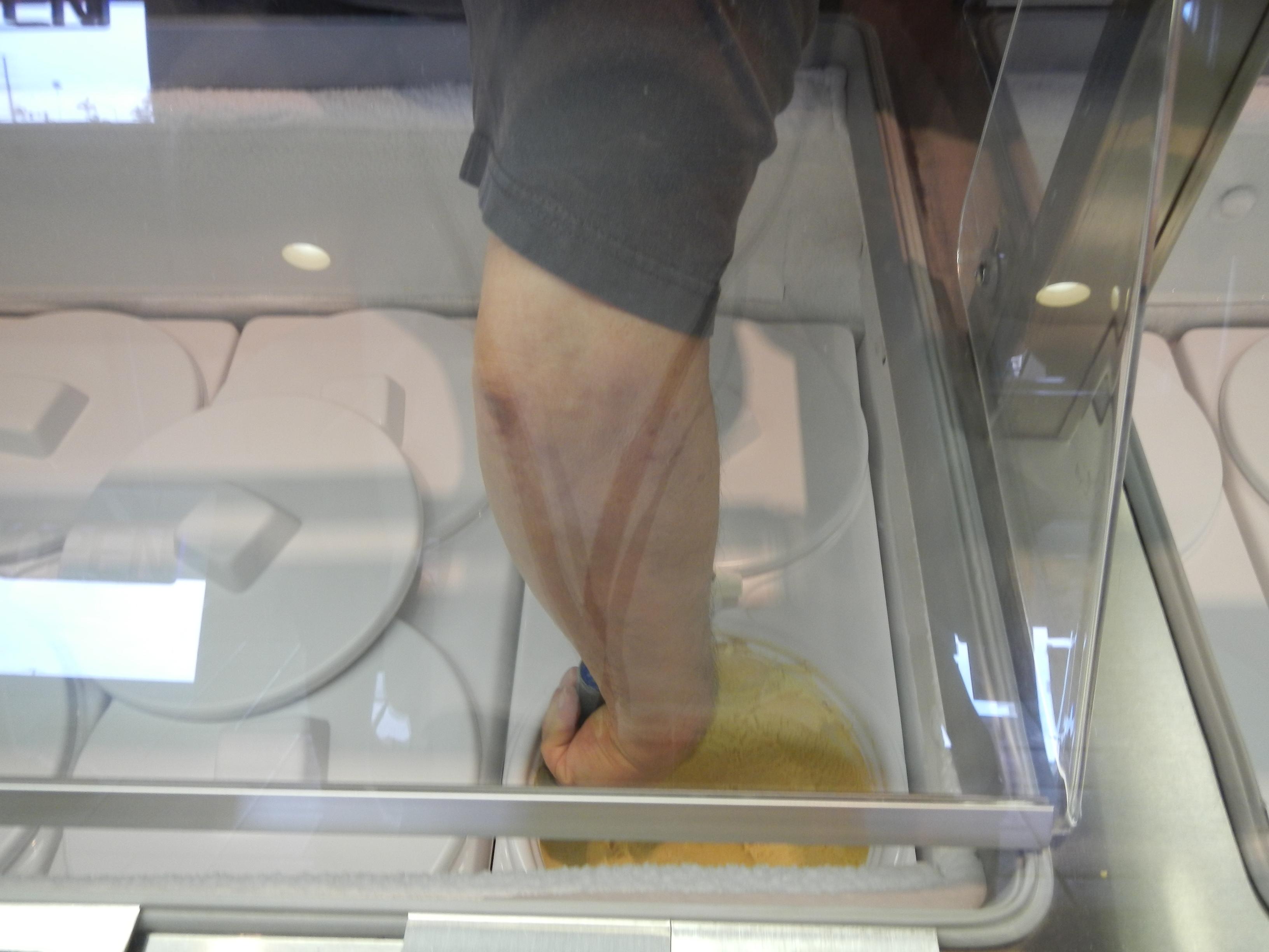 Scooping Ice Cream