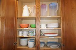Ceramic and Plastic Plates, Bowls