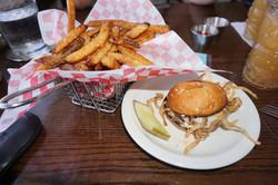 Happy Hour Wagyu Slider + Fries
