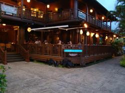 Bar Acuda At Night