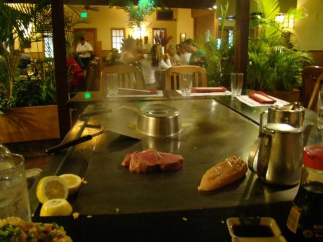 Kintaro Teppanyaki Table