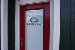 Oyster 369 Door