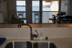 See the Ocean while using the Sink