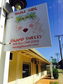 Haole Girl Island Sweets