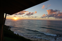 Sunrise from Lanai