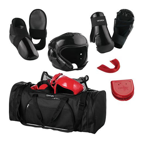 KIZE Sparring Set with Karate Duffle