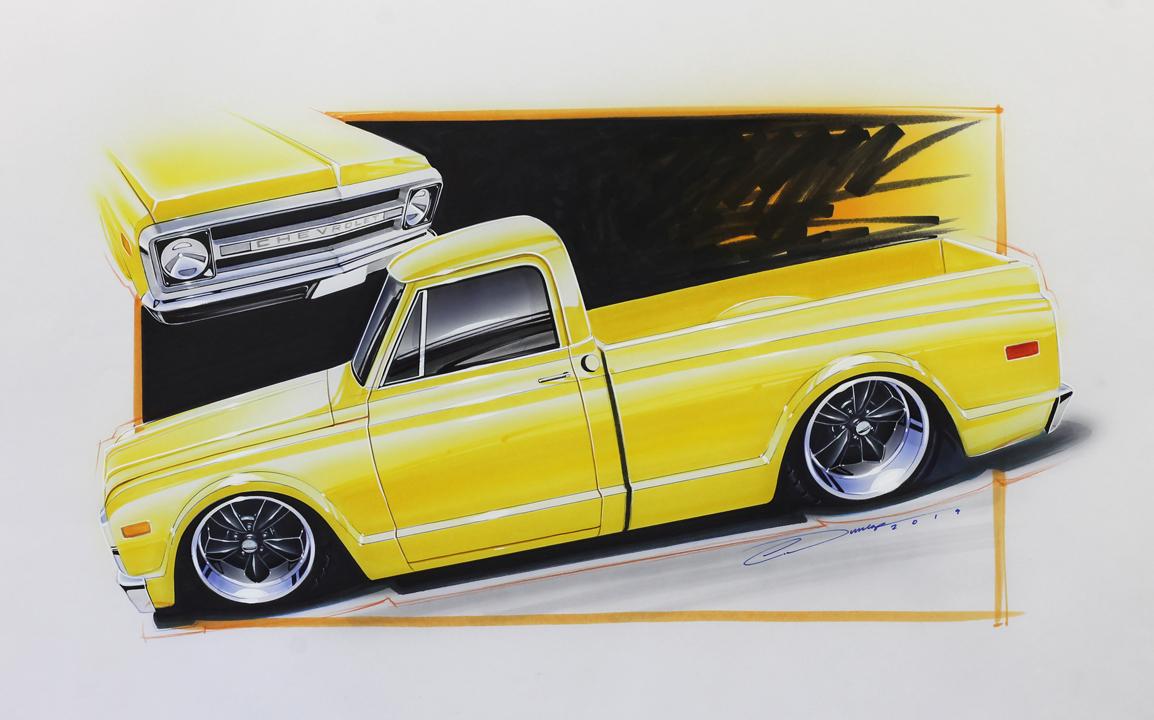Yellow 69 C10