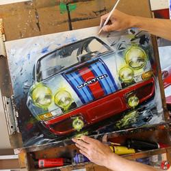 """""""Martini Porsche"""""""