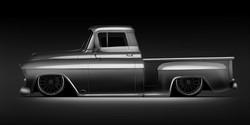 Premier Street Rod 57 Chevy Truck