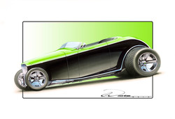2 Toned Roadster