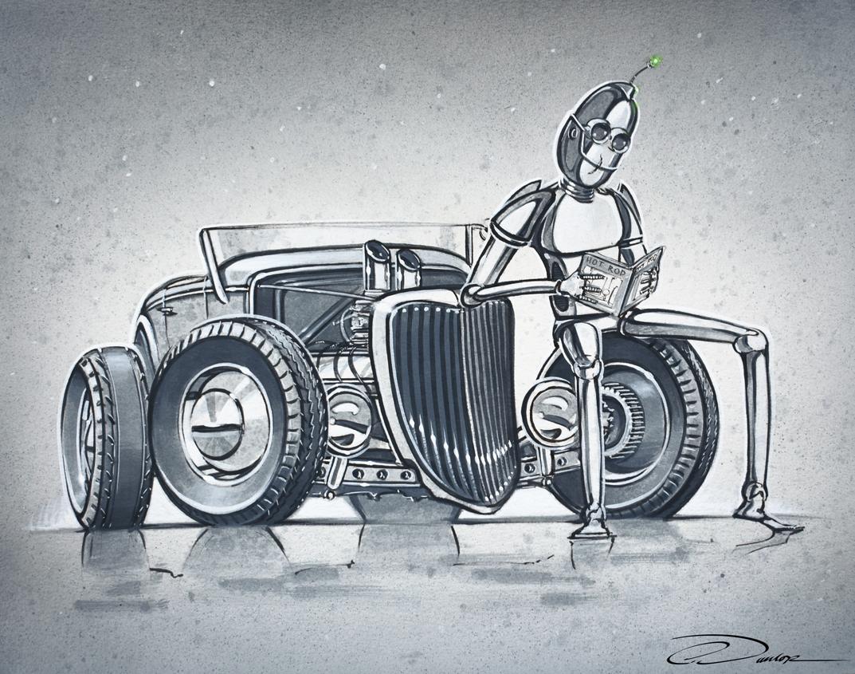 """""""Robot 33"""""""