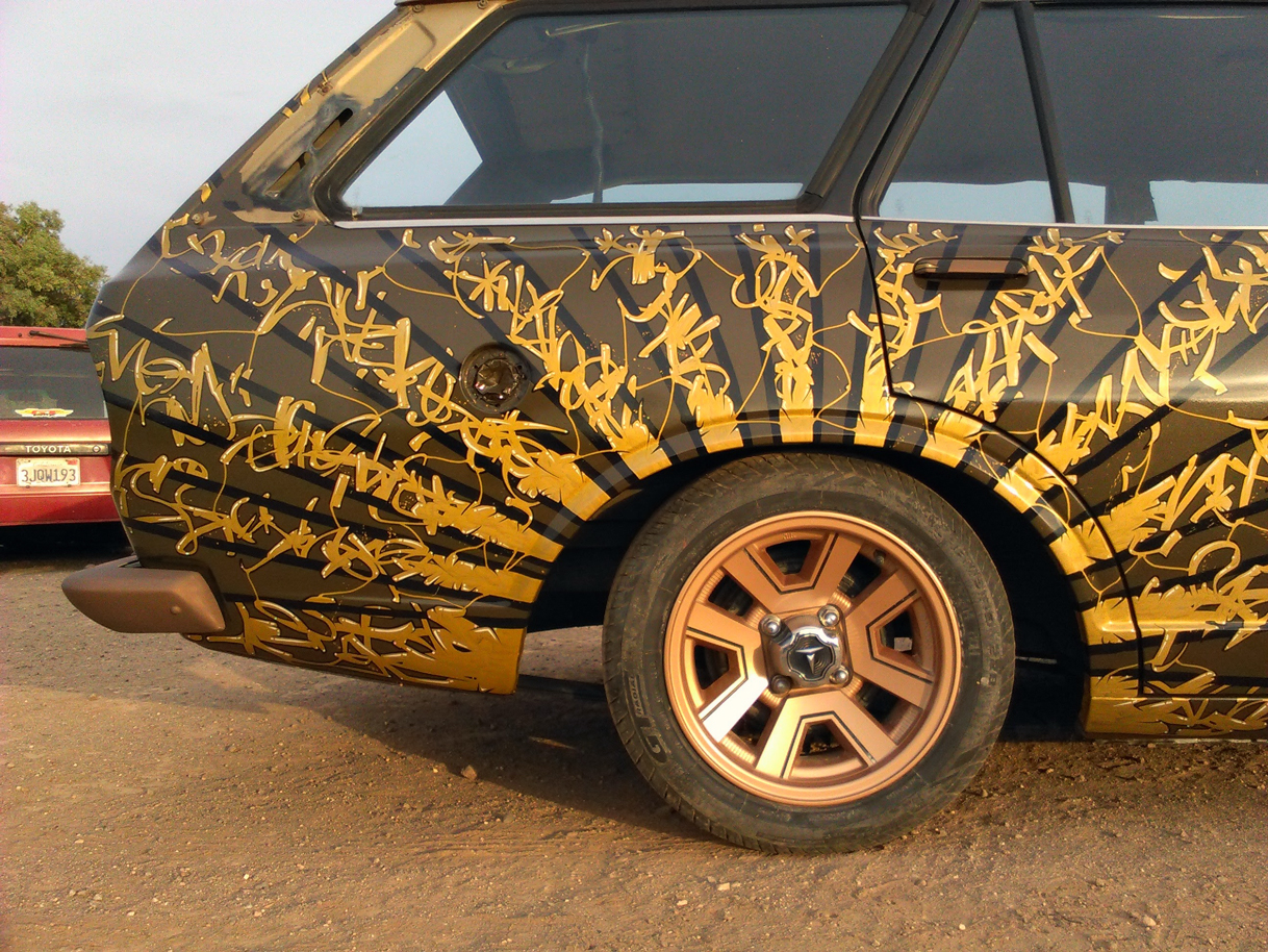 Toyota Corona Wagon