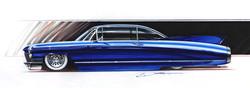Custom 60 Cadillac