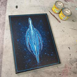 Blue on Blue Pins 3