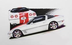 90 Corvette