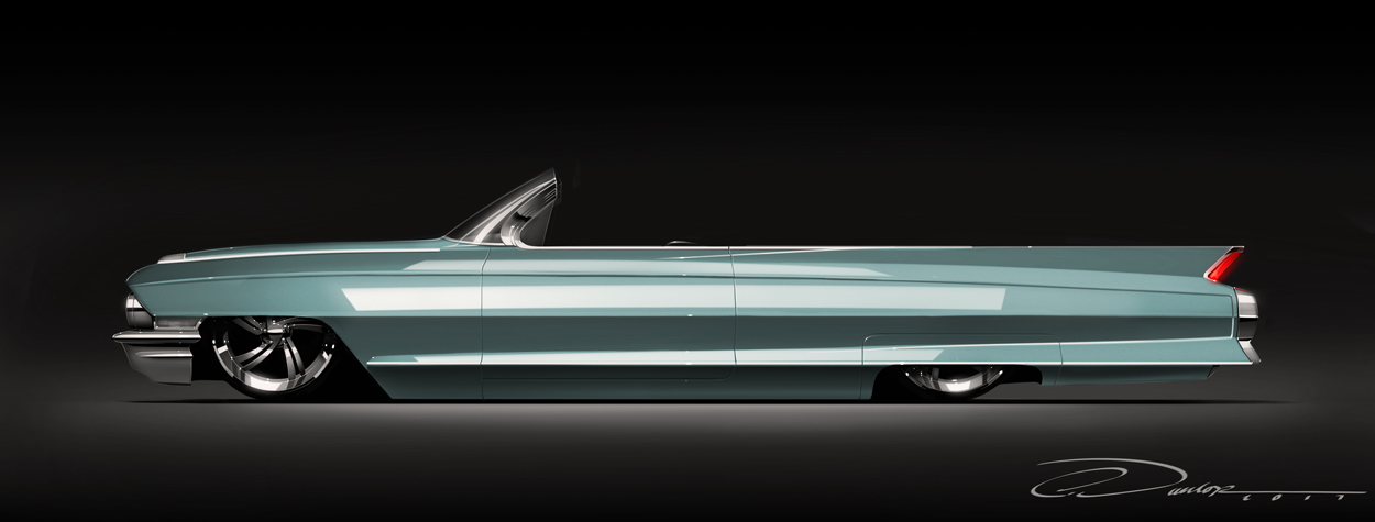 62 Cadillac
