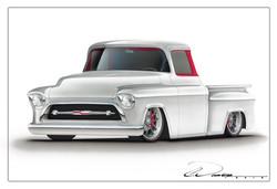 57 Chevy Truck