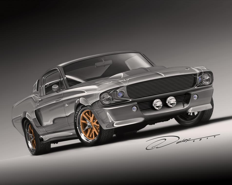 Eleanor Mustang GT 500
