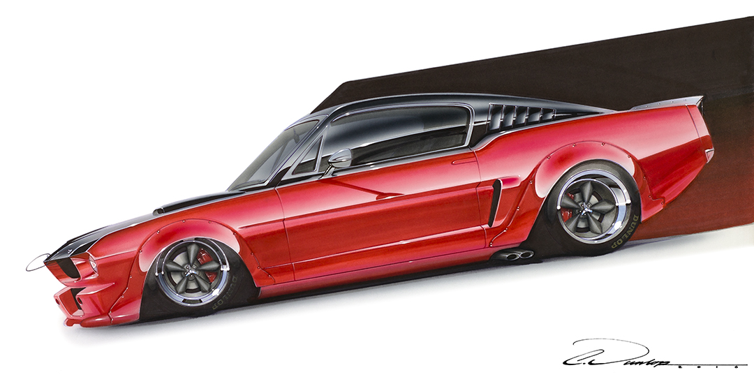 65 Mustang Fastback