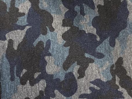 Militaire Bleu