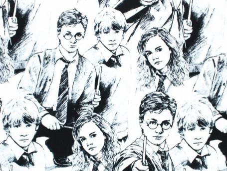Harry Potter Visages