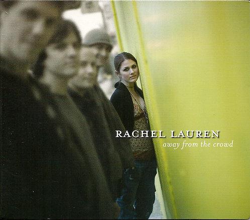 Rachel Lauren_Away From The Crowd