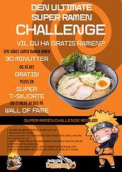 Super Ramen Challenge