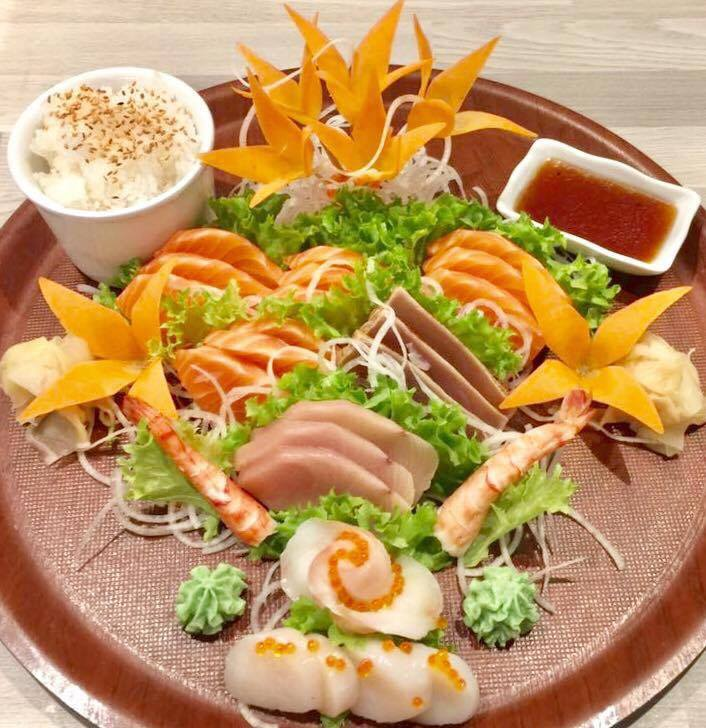 34. Sashimi Stor
