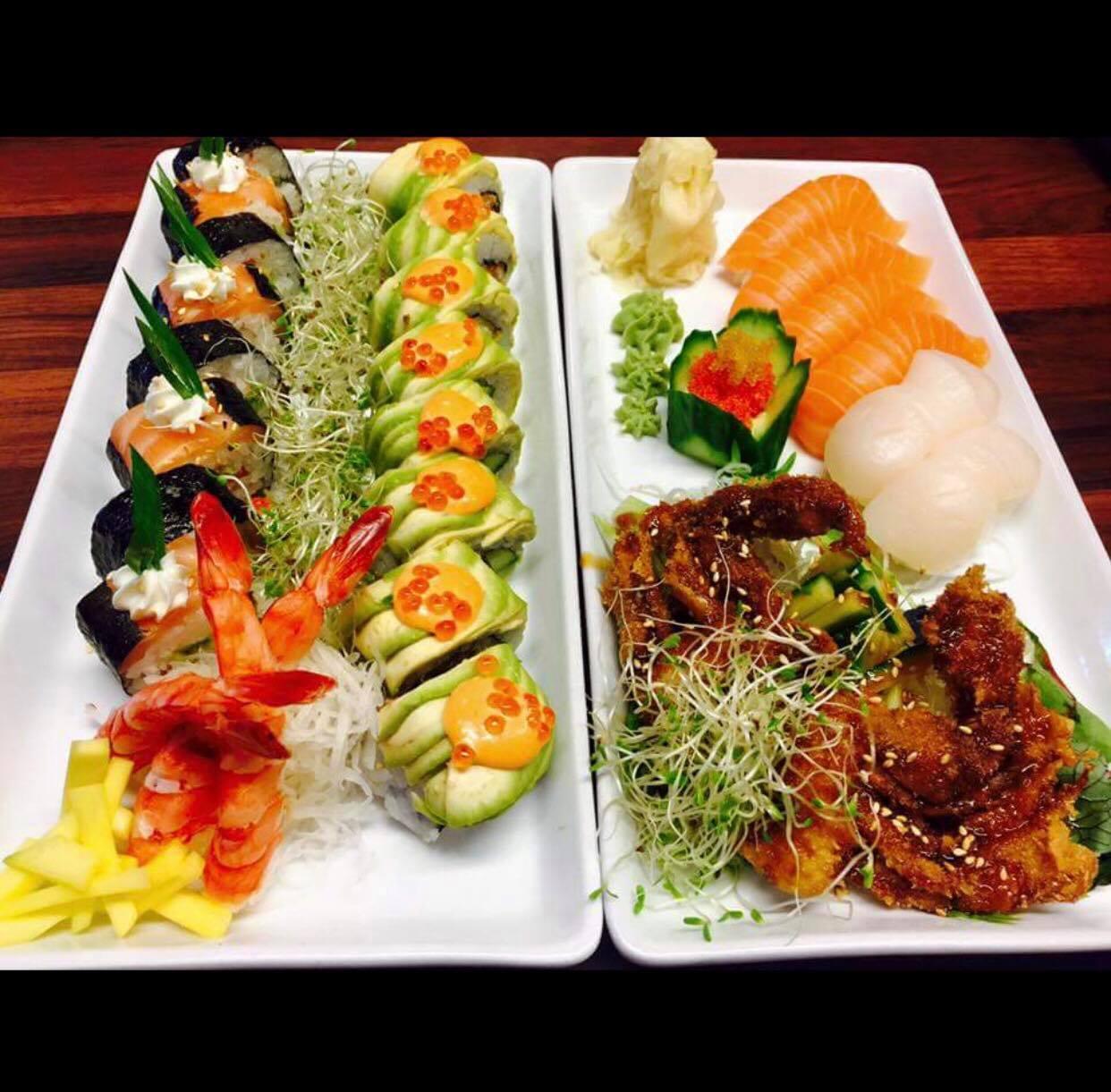 Sushi Combo 2