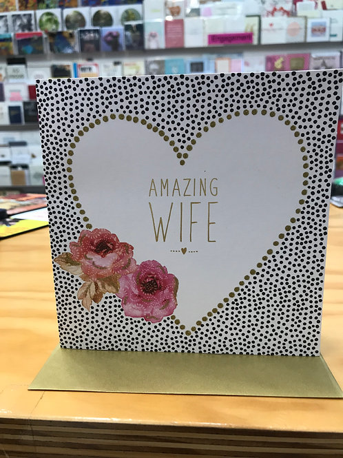 Amazing Wife