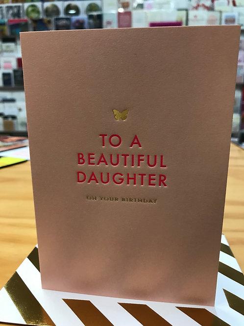 Beautiful Daughter