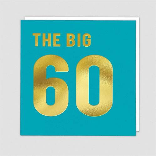 The big 60