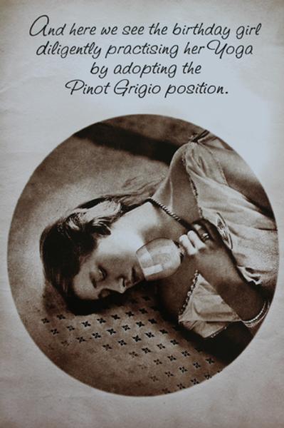 Pinot Grigio position