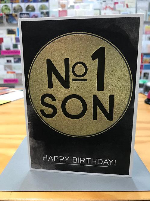 No 1 Son