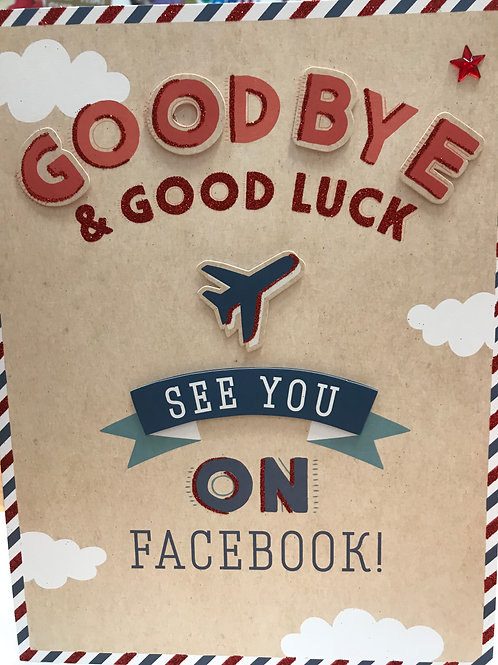 See you on Facebook