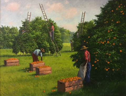 Florida Orange Pickers.JPG