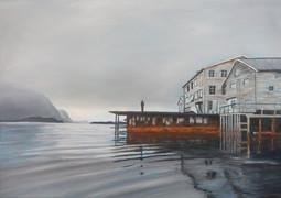 Sjöhus op Lofoten