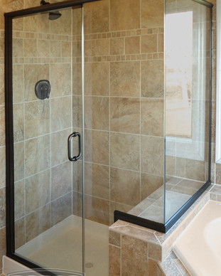 Semi-Frameless-Basco-Shower-Doors-Glass-