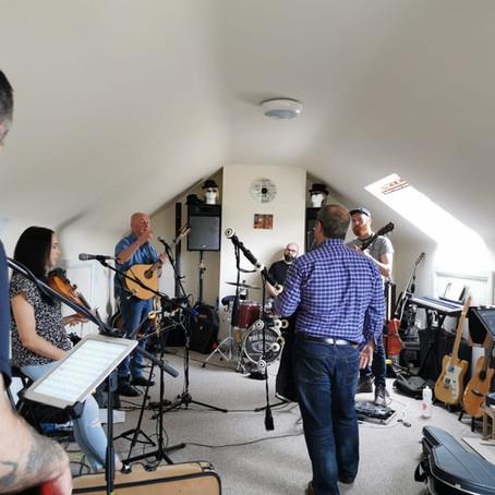 First Rehearsal Rush