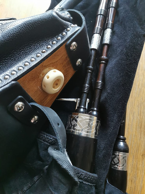 Fred Morrison Scottish Smallpipes - Key of A