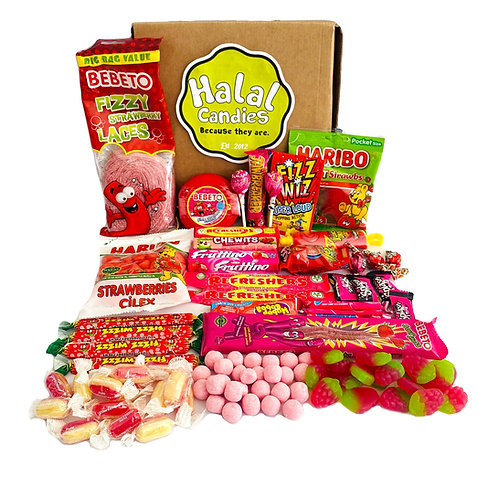 Strawberry Lover Hamper