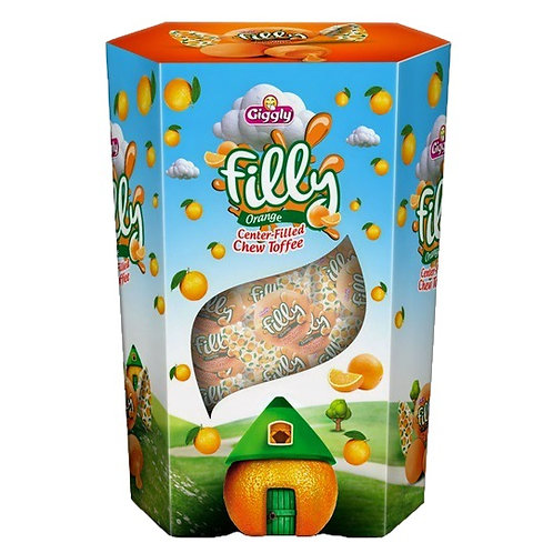 Filly Chew Toffee Orange