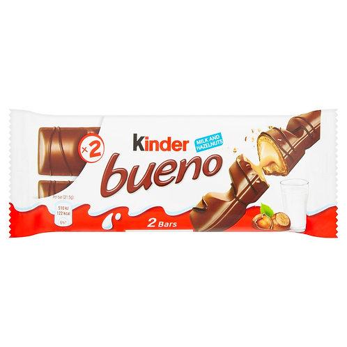 Kinder Bueno Milk Chocolate & Hazelnut