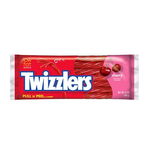 Twizzlers Cherry Pull N Peel - [173g]
