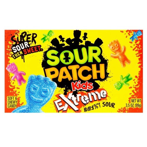 Sour Patch Kids Extreme Box - [99g]