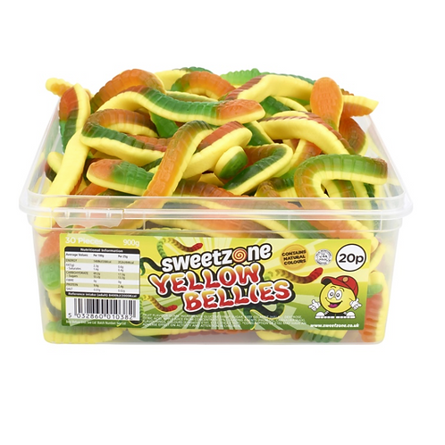 Yellow Bellies - [30 snakes]