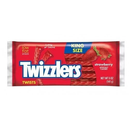 Twizzlers Strawberry King Size - [141g]