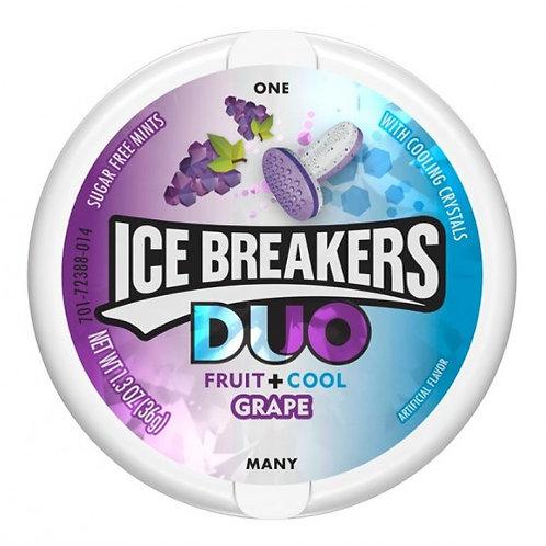 Ice Breakers Duo Grape Mints